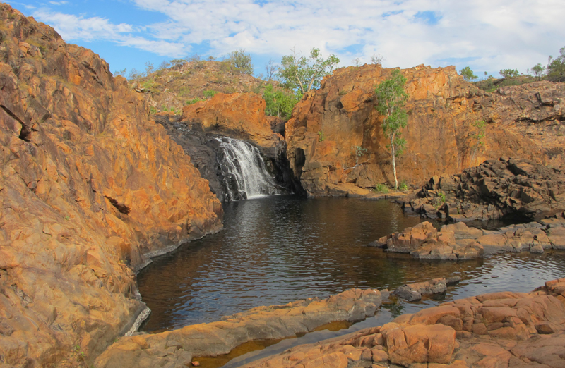 Edith Falls - Nitmiluk National Park