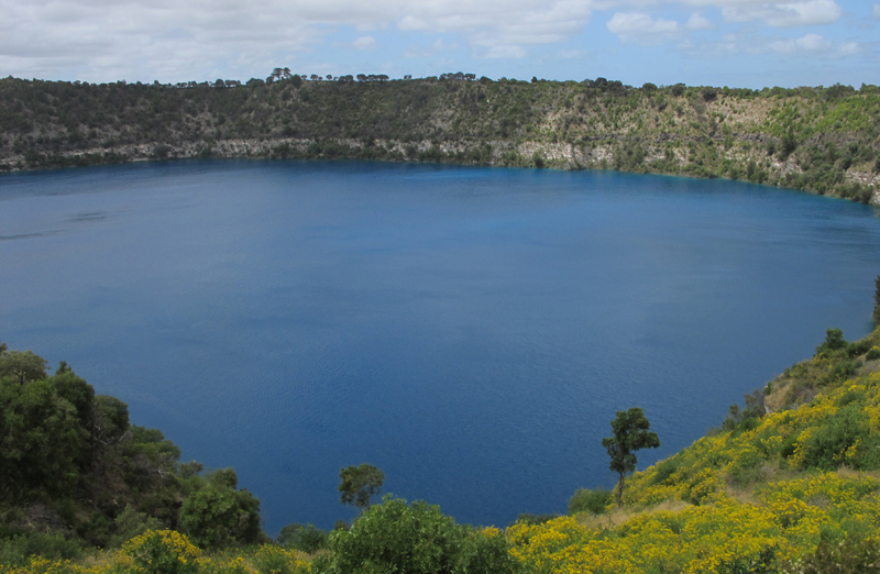 Blue Lake - Mont Gambier