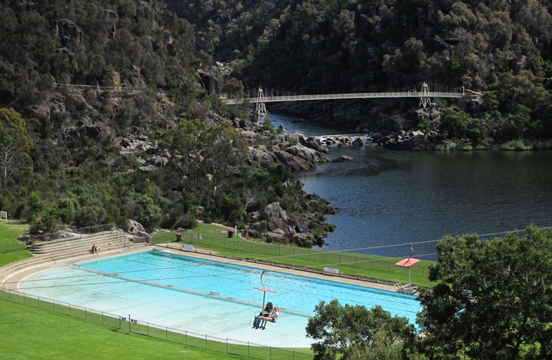 Cataract Gorge - Launceston