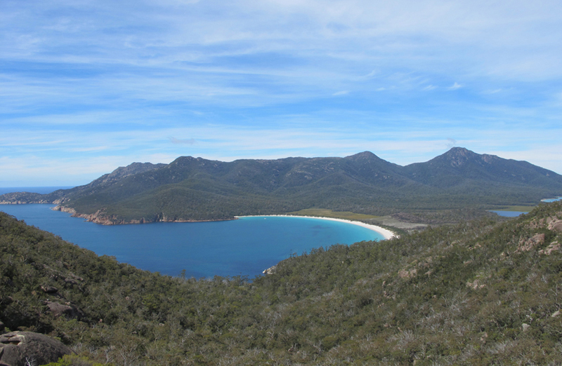 Wineglass Bay - Freycinet National Park