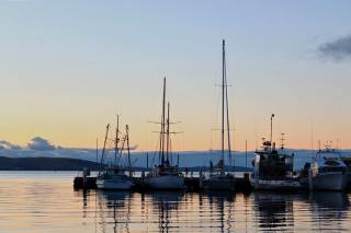 Port-Hobart-en-Tasmanie