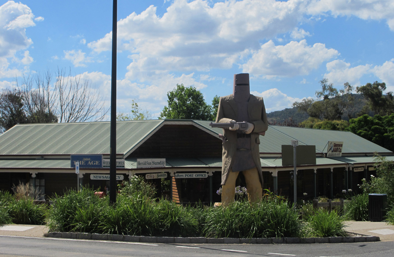 Ned Kelly - Glenrowan
