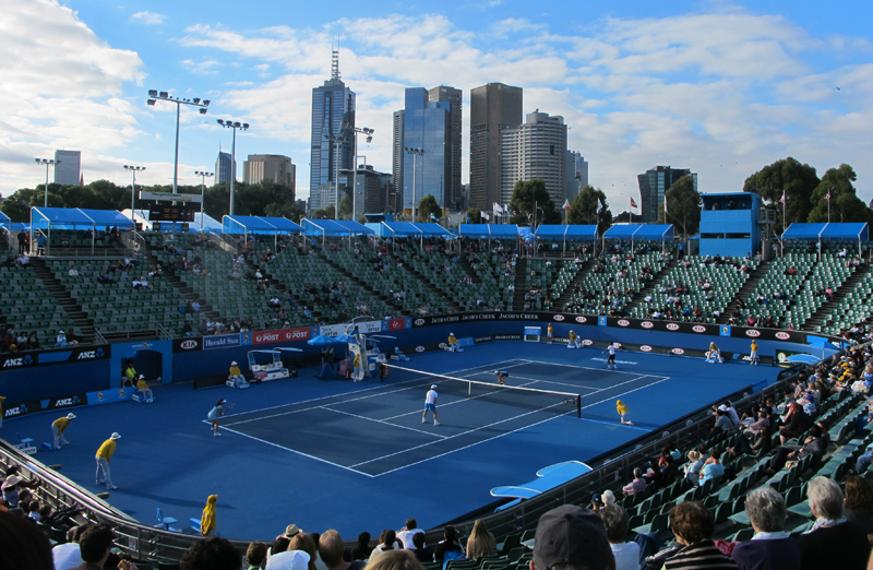 Tennis Open - Melbourne
