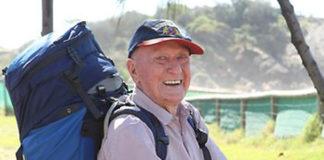 Plus vieux backpacker australie
