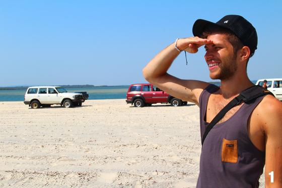 Fraser Island Tour 4x4 Australie Backpackers