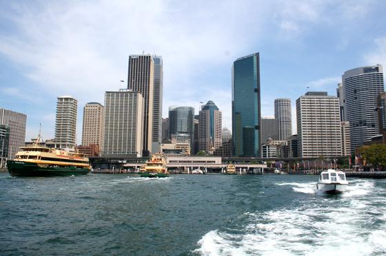Circular Quay Australie Sydney