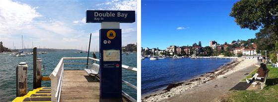 Double Bay Sydney Australie