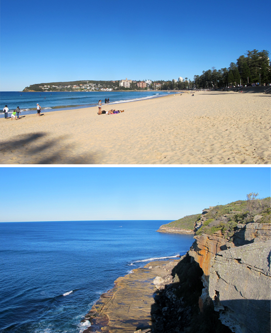 Manly Sydney Australie