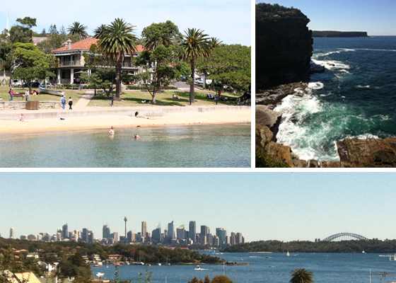 Watsons Bay Sydney Australie