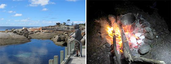 Aventure australie pêche Tasmanie