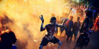 Rencontre peuple aborigène australie danse