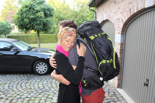 Faire ses adieux Australie WHV Backpacker