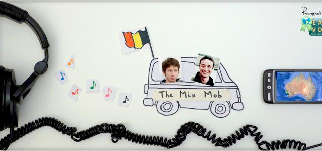 The MixMob Project Australie 1