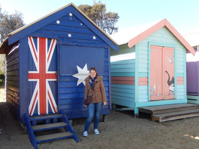 Partir fille seule australie
