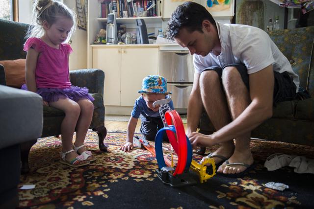Expérience Famille Melbourne HelpX Australie