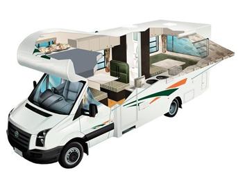 Camping-car Australie