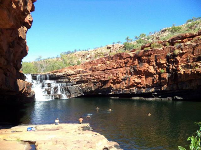 Bell Gibb River Road Kimberley