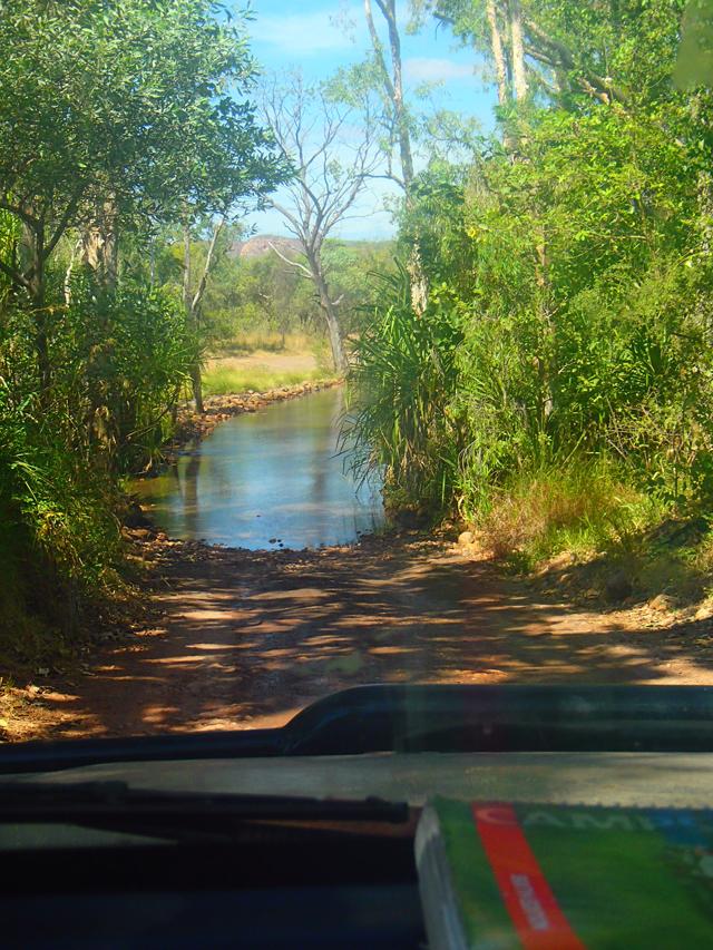 rotta Gibb River Crossing