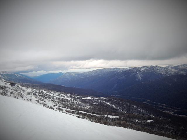Station ski Australie Snowy mountains