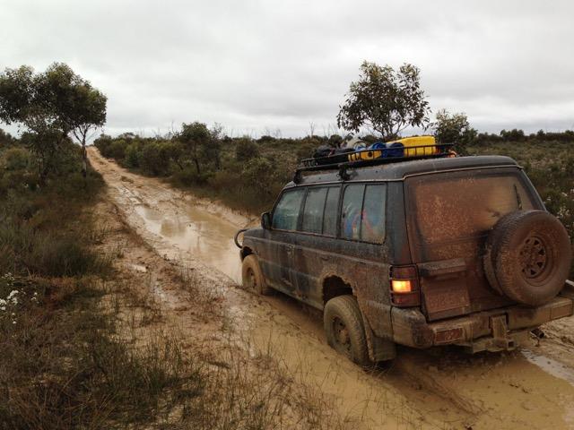 Outback Australie 4x4