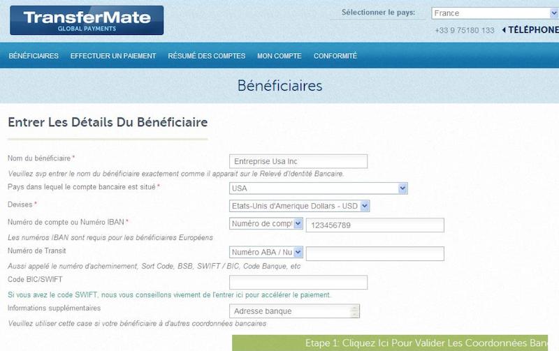 transfermate-beneficiaire