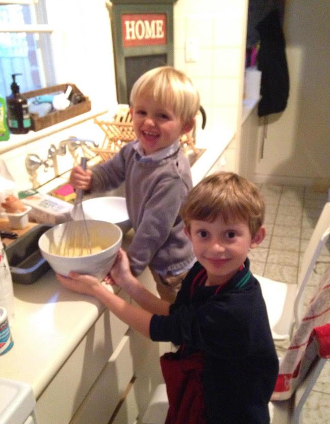 au pair cuisine