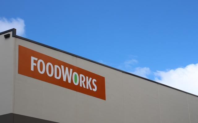 foodworks faire ses courses en australie