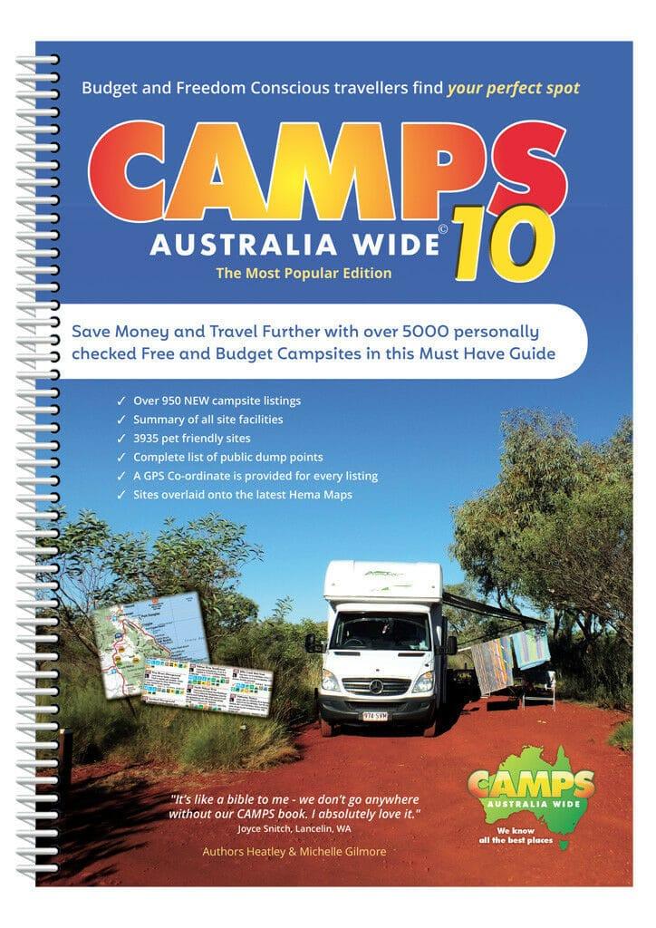 camp australia wide