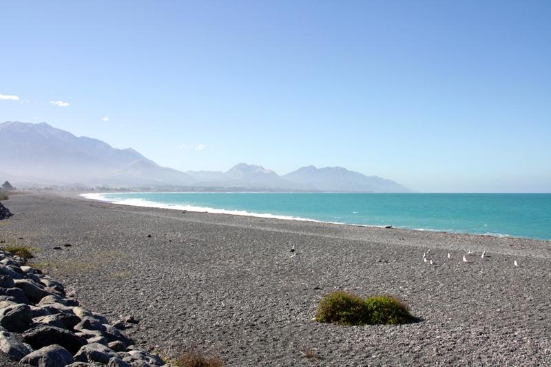 itinéraire NZ ile du sud