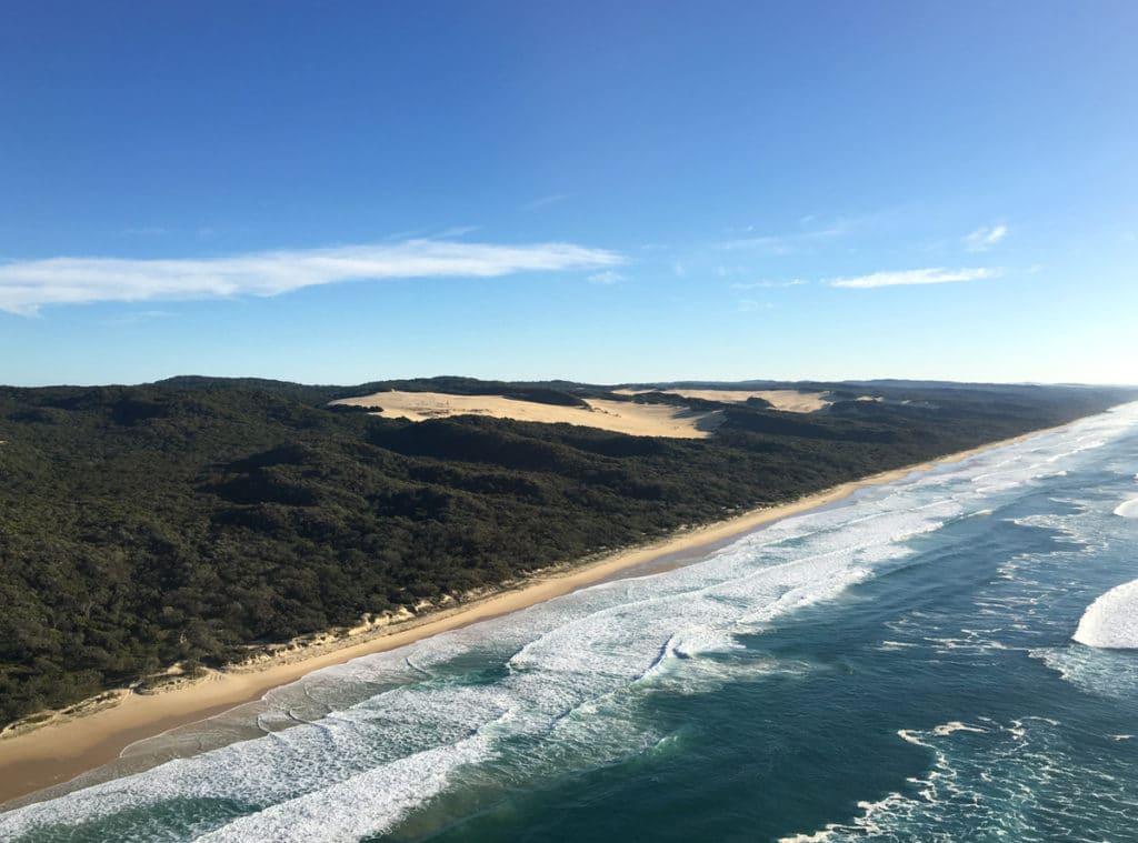 Fraser Island l'histoire de Fraser Island / K'gari