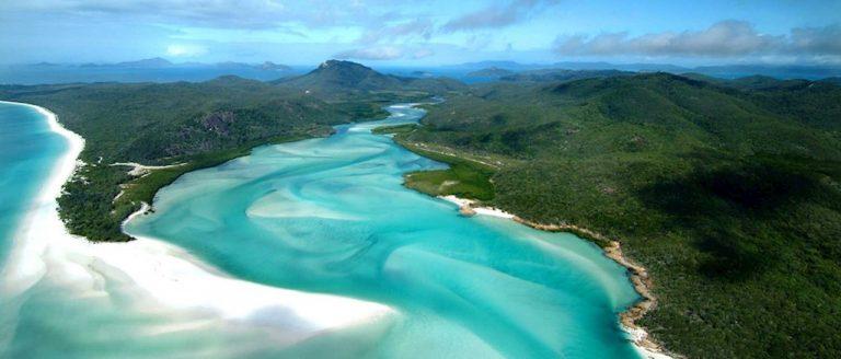 Visiter les Whitsunday Islands en Australie