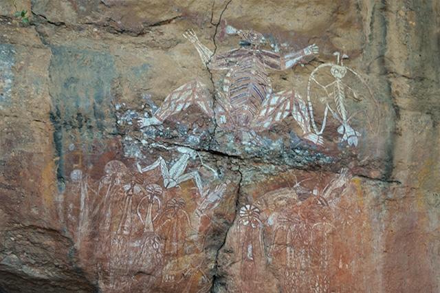 Peintures Aborigène