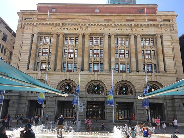 visiter Perth jour 1 centre ville