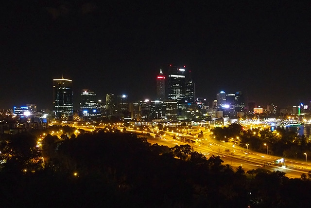 Perth de nuit