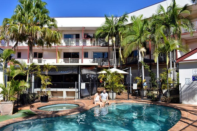 meilleures auberges brisbane backpackers resort