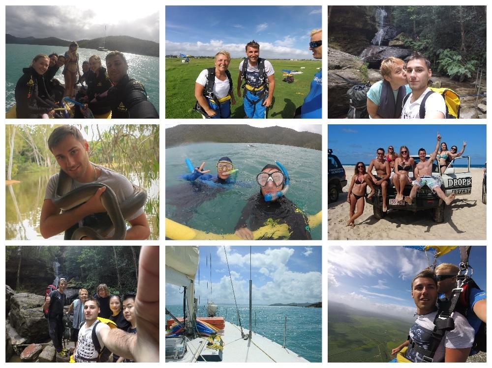 les excursions et activités réserver ses excursions