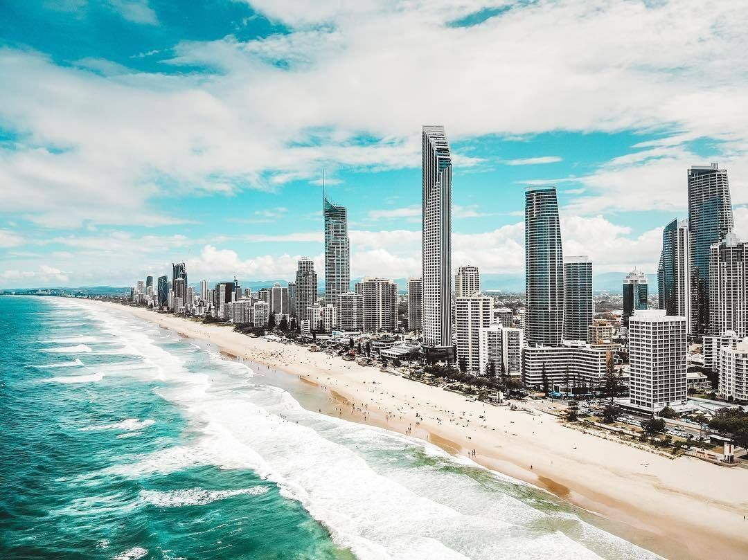 cote est australieVisiter Surfers Paradise