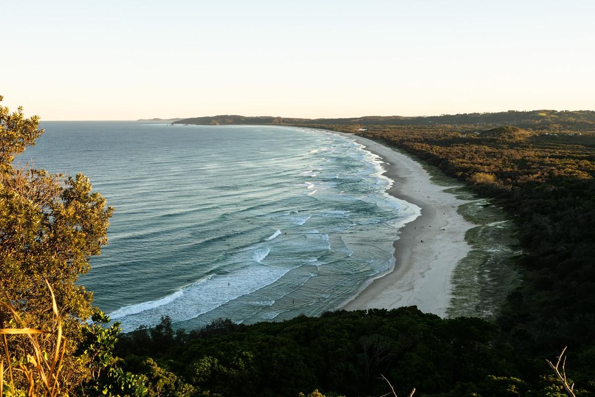 Road trip côte Est Australie - Byron Bay