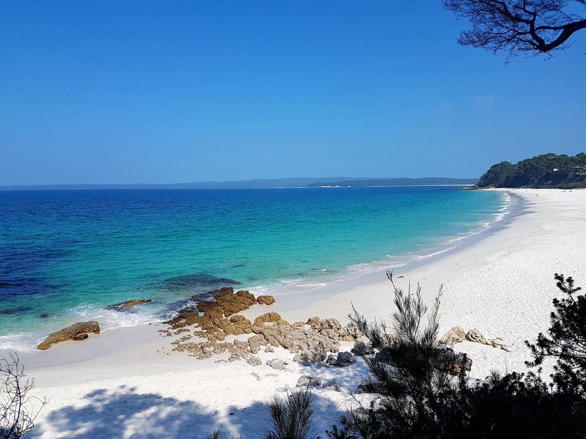 Jervis Bay - Hyam Beach