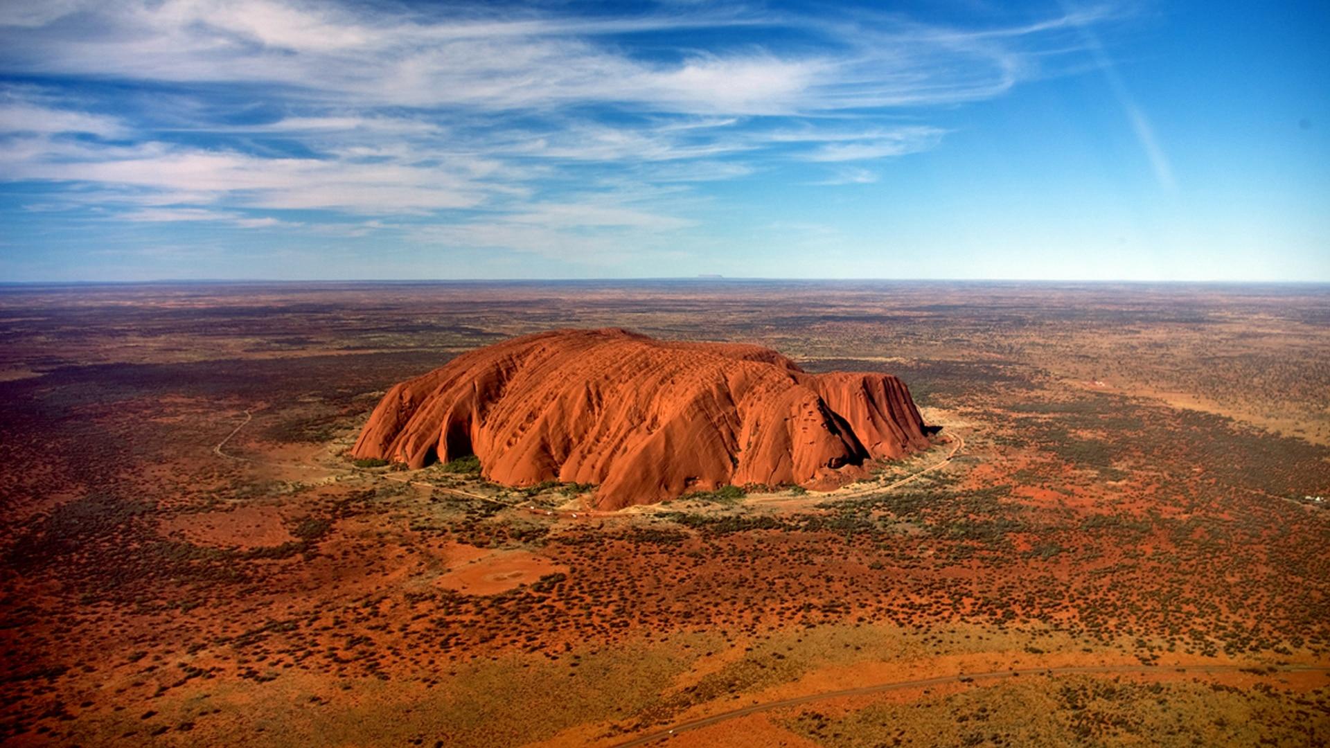 Uluru ou Ayers Rock - Red Center - Voyager en Australie