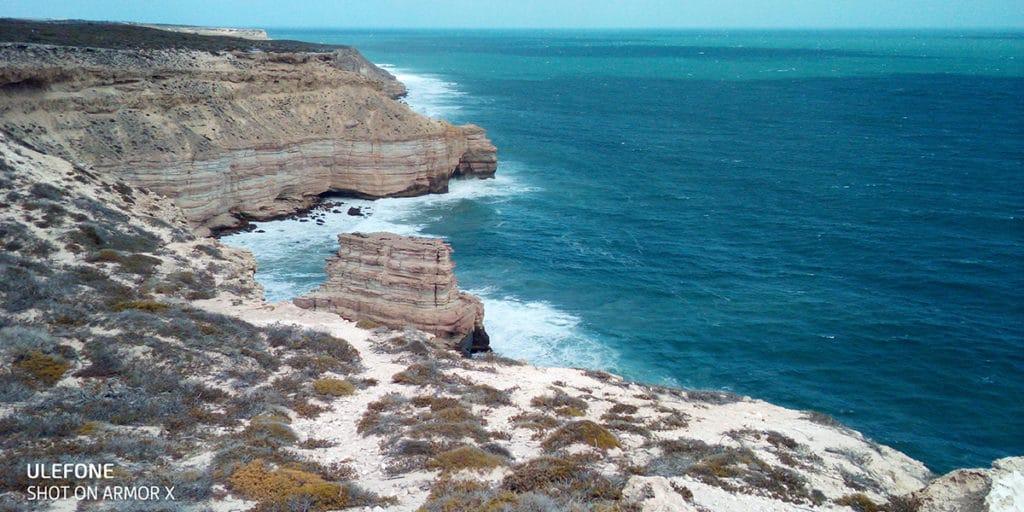 itinéraire Perth à Broome jurien bay geraldton et port gregory