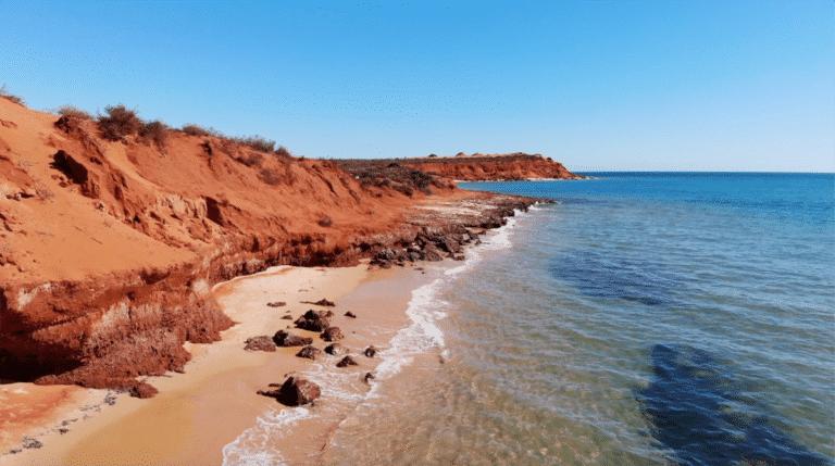 Itinéraire de Perth à Broome : Entre désert et eaux turquoises