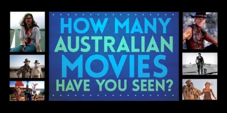 Les films à voir sur l'Australie
