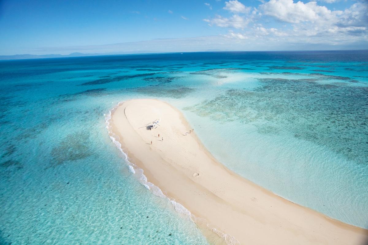 cote est australie Grande Barrière de Corail