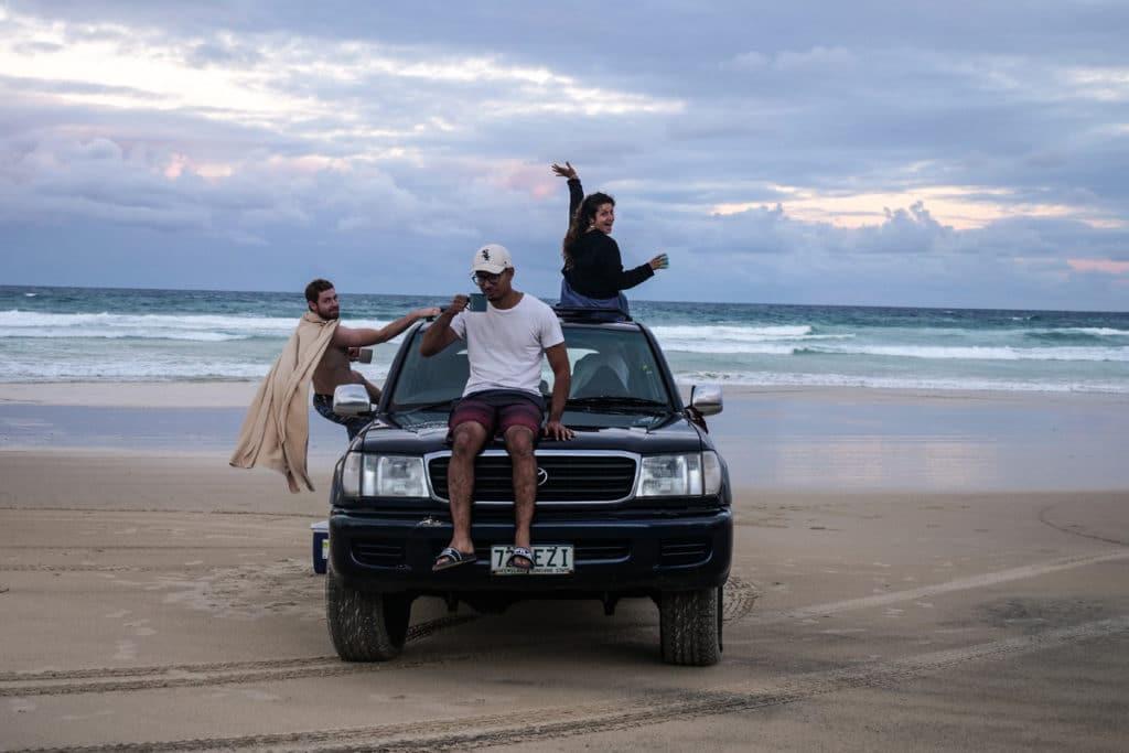 working holiday visa australie ce que permet de faire un WHV