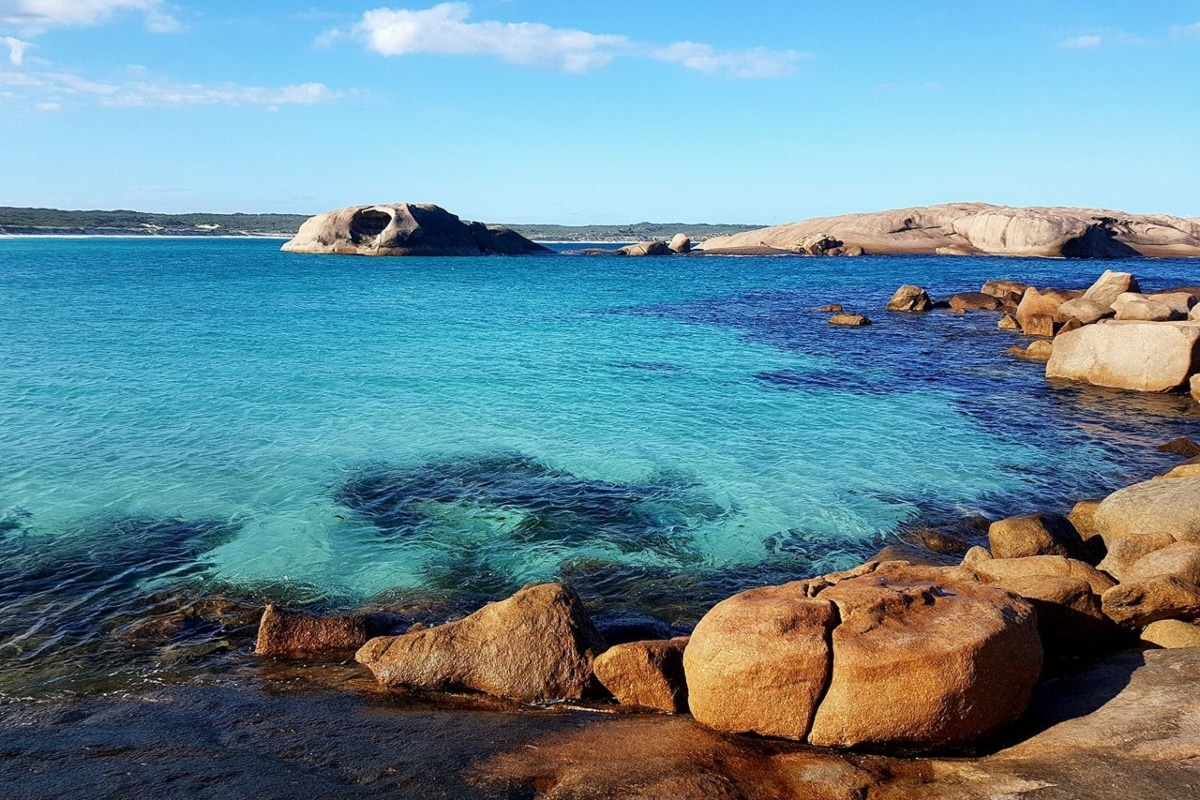 Lucky Bay - Côte Ouest Australie