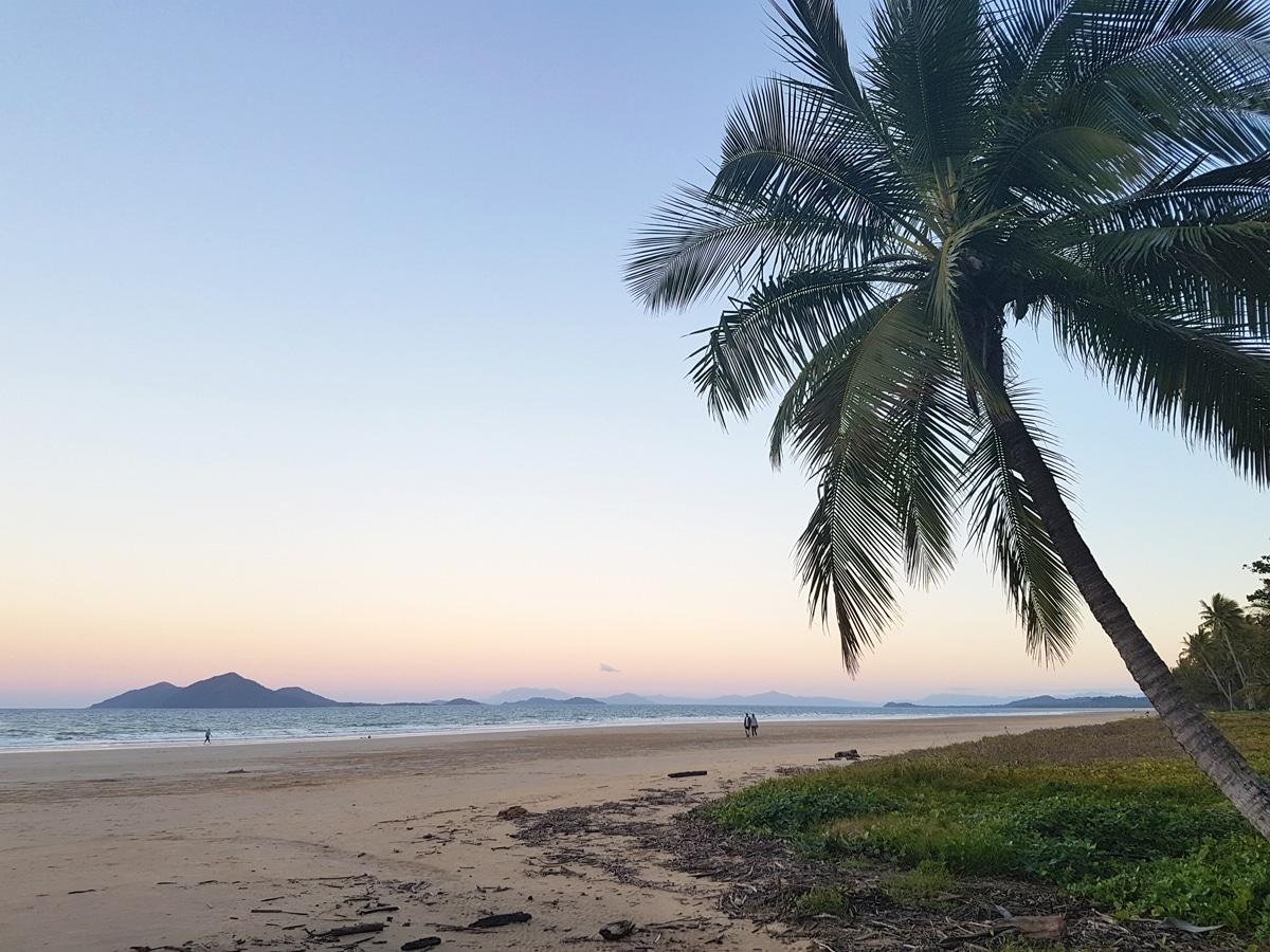cote est australie Mission Beach
