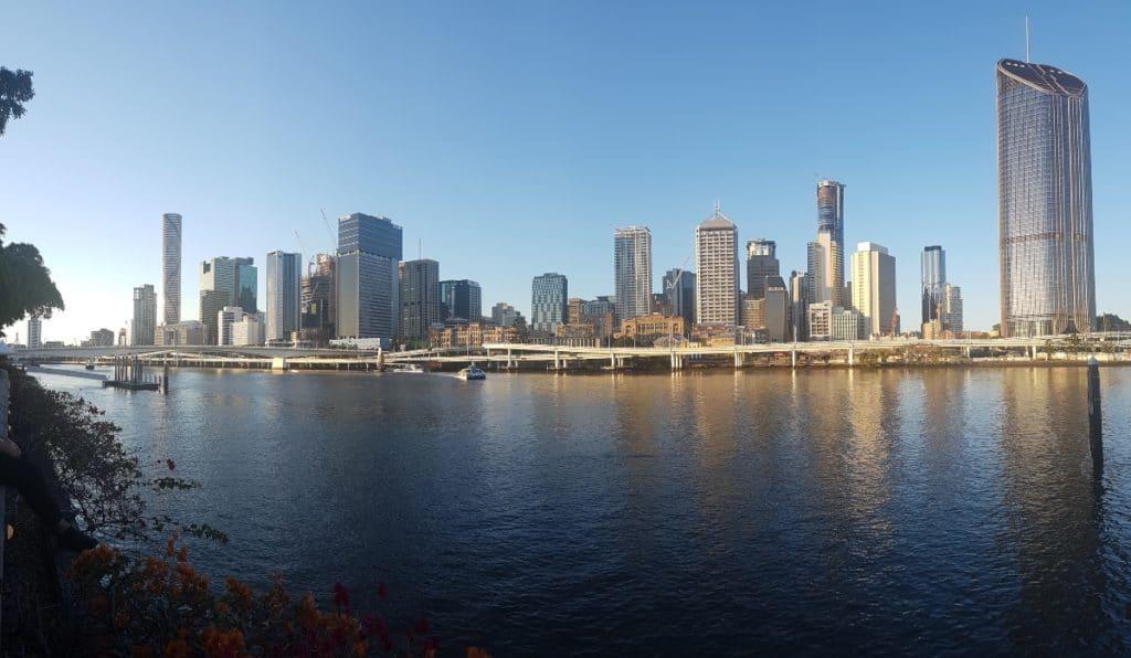 après-midi a Brisbane