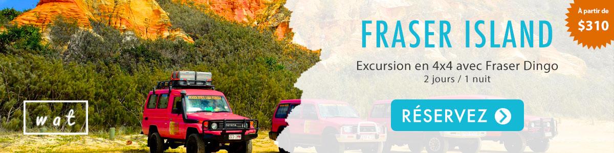 Excursion 4x4 Fraser Dingo