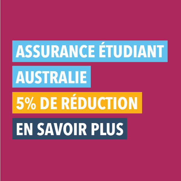 Assurance étudiant 5% réduction